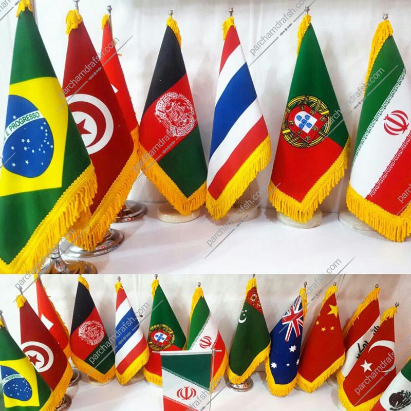 پرچم ملل رومیزی