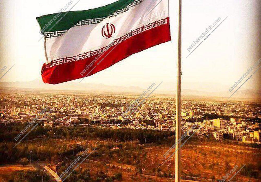 پرچم ایران بزرگ